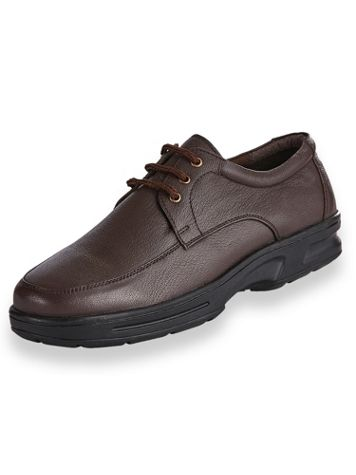 John Blair® Casual Leather Oxford Shoes - Image 2 of 2
