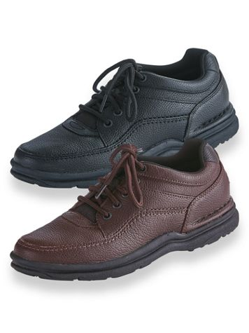 Rockport® World Tour Leather Oxford Shoes - Image 1 of 4