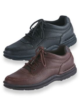 Rockport® World Tour Leather Oxford Shoes