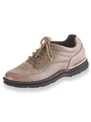 Rockport® World Tour Leather Oxford Shoes - Image 2 of 3