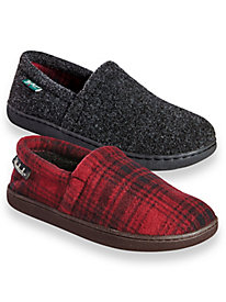 Woolrich® Chatham Run Fleece Slippers