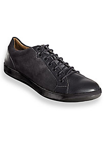Hush Puppies® Leather Shoes by Blair