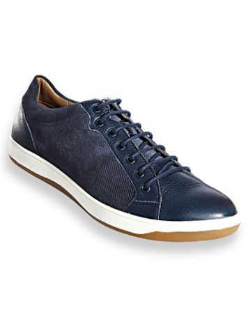 Hush Puppies® Casual Leather Lace-Up Shoes - Image 2 of 2