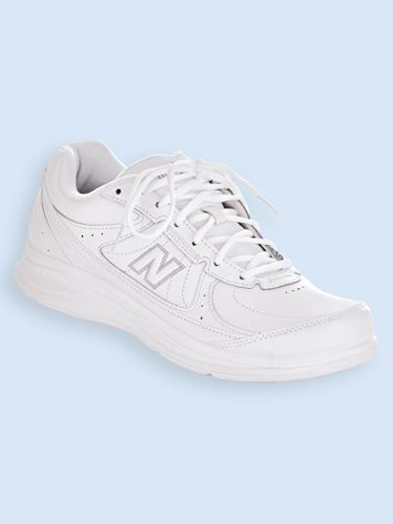 New Balance® 577 Leather Walking Shoes - Tie - Image 2 of 2