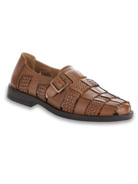 John Blair Leather Huarache Shoes