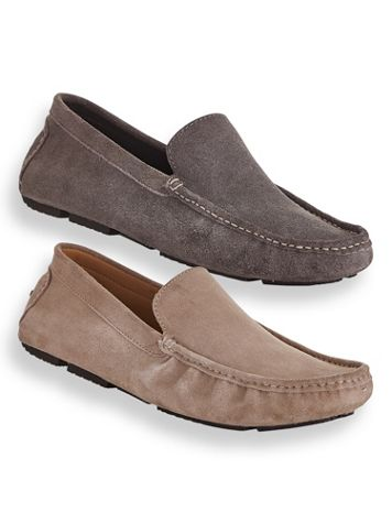 Scandia Woods Suede Driving Mocs - Image 1 of 1