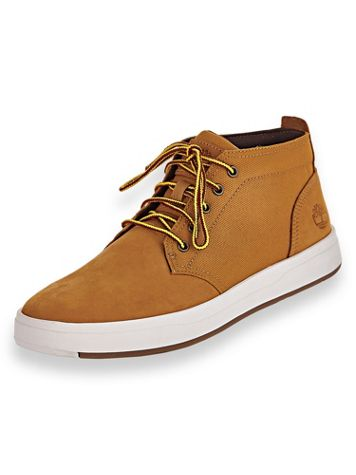 Timberland® Davis Square Leather Boots - Image 1 of 4