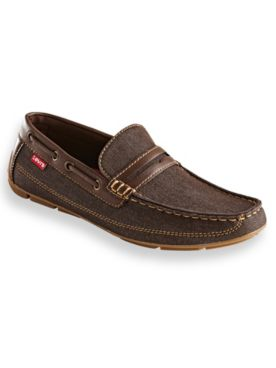 Levi's® Denim Driving Mocs
