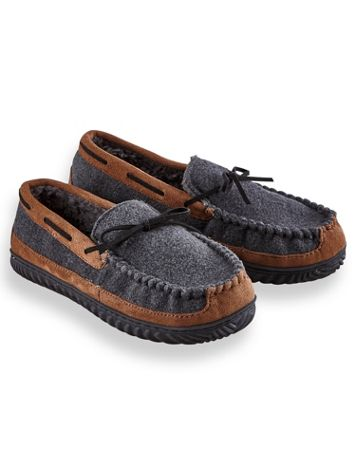 Scandia Woods Combo Moccasins - Image 1 of 1