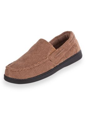 Scandia Woods Corduroy Slippers