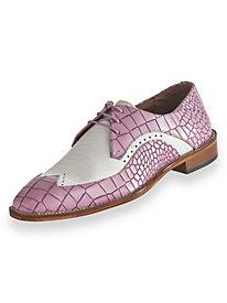 Stacy Adams® Trazino Leather Wingtip Oxfords