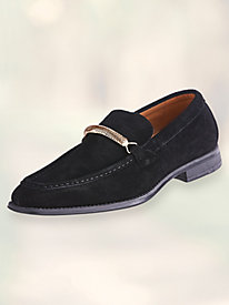 Stacy Adams® Pasqual Suede Slip-Ons