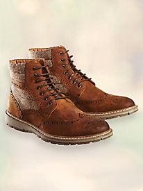 Stacy Adams® Granger Lace Boots