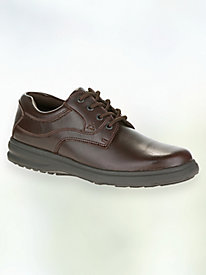 Hush Puppies® Glen Leather Shoes