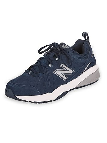 New Balance 608V5 Suede Cross Trainers - Image 1 of 4