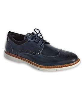 Stacy Adams Synergy Wingtip Oxford Shoes
