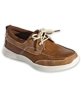 Nunn Bush Moc Toe Boat Shoes