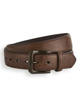 Scandia Woods Antiqued-Buckle Belt