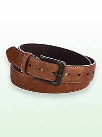 Scandia Woods Edge-Stitched Belt