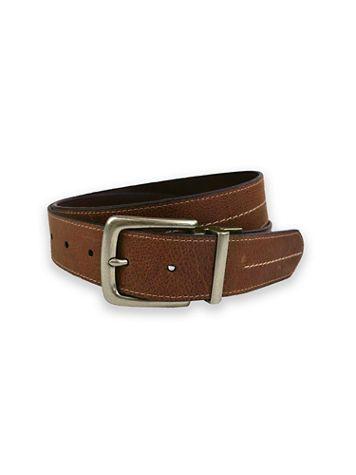 Wrangler Leather Reversible Belt - Image 2 of 2