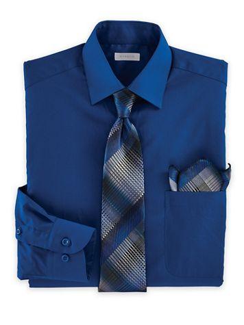 Marquis Signature Tie & Pocket Square - Image 1 of 7