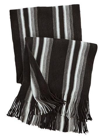 Jacquard Knit Scarf - Image 2 of 2