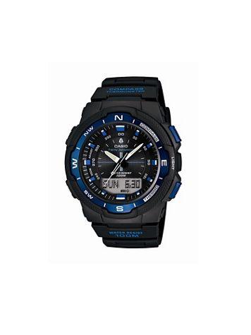 Casio Twin Sensor Multi-Function Watch - Image 1 of 1