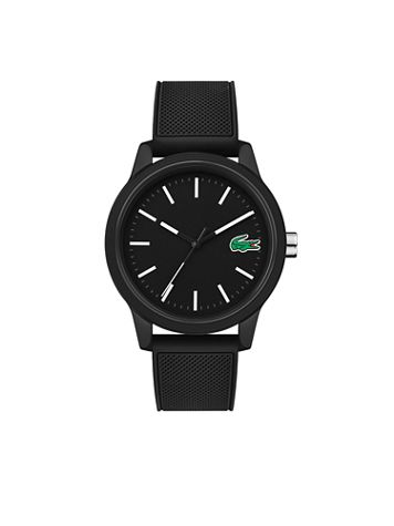 Lacoste 12.12 Silicone Strap Watch - Image 1 of 1