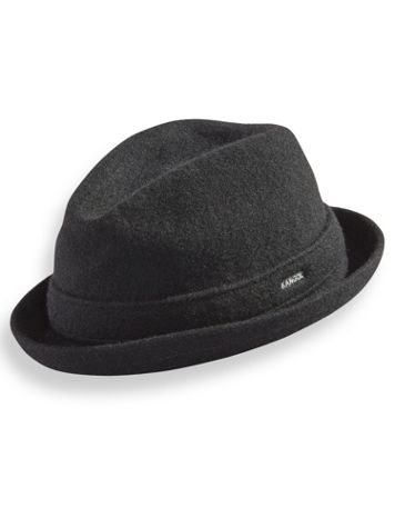 Kangol® Wool Trilby-Shaped Player Hat - Image 1 of 1