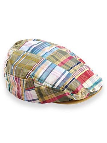 Stetson Madras Cap - Image 1 of 1