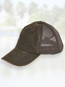 Dorfman Pacific® Weathered Ball Cap