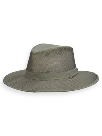 Stetson® No Fly Zone Mesh Traveler Hat - Image 2 of 2