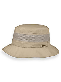 Stetson® No Fly Zone Mesh Bucket Hat