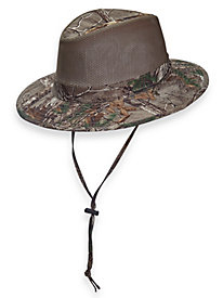 Stetson® No Fly Zone Realtree EXTRA® Safari Hat