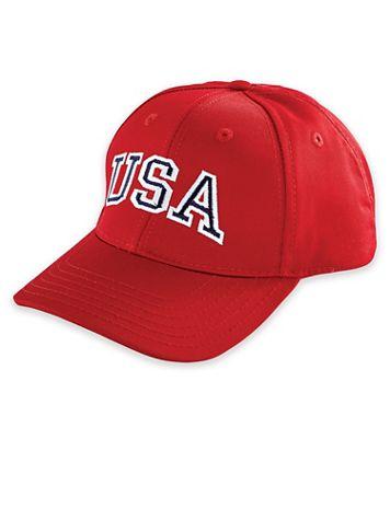 USA Flag Cap - Image 3 of 3