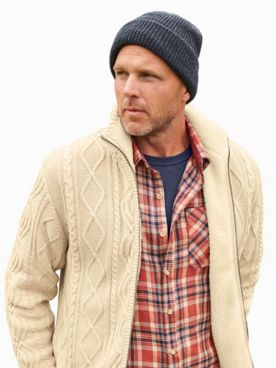 Dorfman Pacific Fleece-Lined Thinsulate Beanie