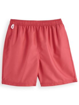 Scandia Woods Solid Swim Trunks