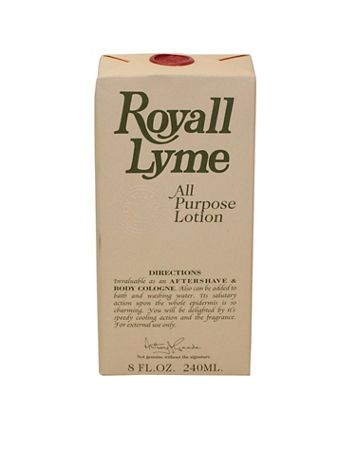Royall Lyme Of Bermuda All Purpose Lotion for Men - 8.0 Oz. - Image 2 of 2