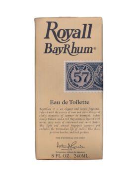 Royall Bayrhum 57 Eau De Toilette for Men - 8.0 Oz.