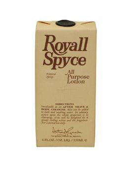 Royall Spyce Of Bermuda All Purpose Lotion Spray for Men - 4.0 Oz.