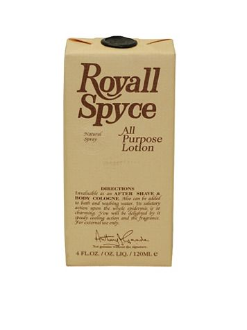 Royall Spyce Of Bermuda All Purpose Lotion Spray for Men - 4.0 Oz. - Image 2 of 2