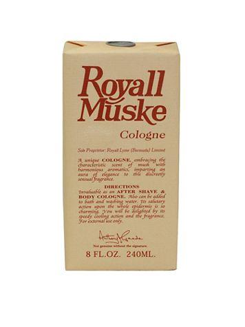 Royall Muske Of Bermuda Cologne Splash for Men - 8 Oz. - Image 1 of 1