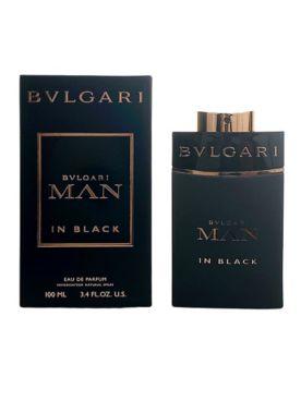 Bvlgari Man in Black Eau De Parfum Spray - 3.4 Oz.