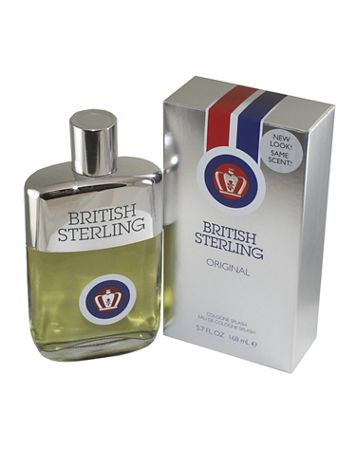 British Sterling Cologne for Men by Dana - 5.7 Oz. - Image 2 of 2