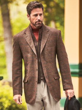 Scandia Woods Convertible Sportcoat