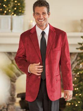 Irvine Park® Velvet Sportcoat