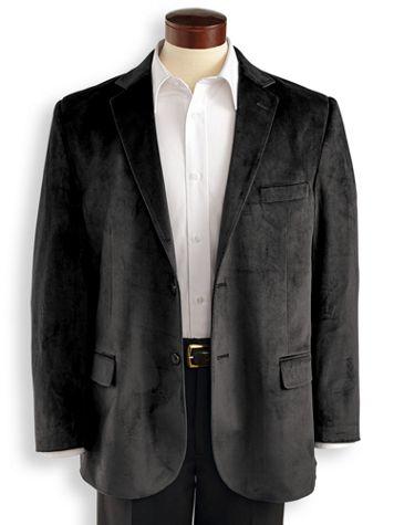 Irvine Park® Velvet Sportcoat - Image 0 of 1