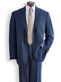 Irvine Park® Linen-Look Suit Coat by Blair