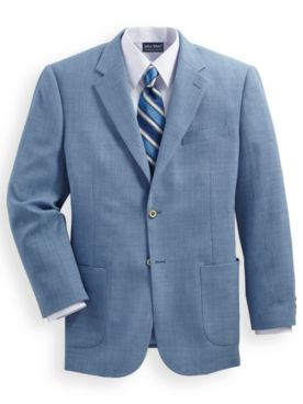 Scandia Woods Linen-Look Sportcoat