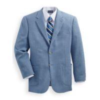 Deals on Scandia Woods Mens Linen-Look Sportcoat
